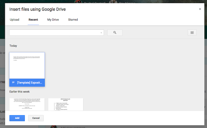 how to add people on google drive